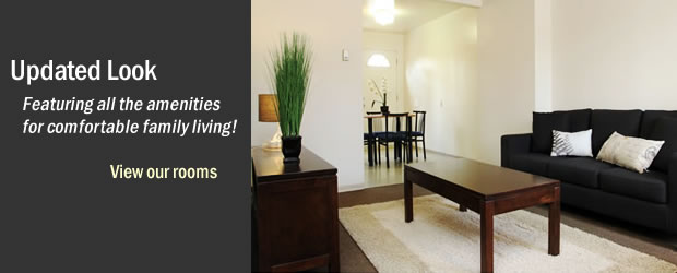 Updated Look featuring all the amenities